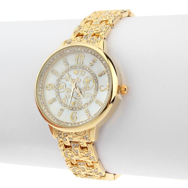 Женские часы - Женские часы со стразами